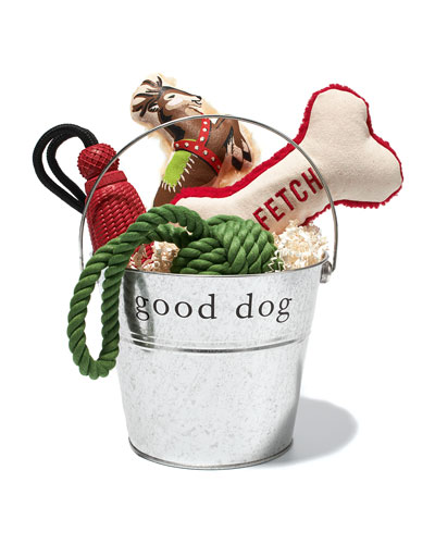 """Good Dog"" Christmas Tin"