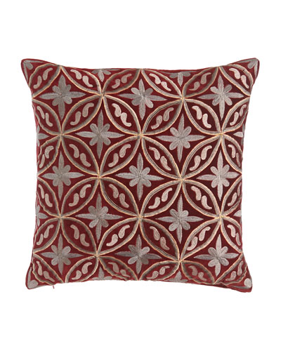 Luxe Lodge Boucan Pillow