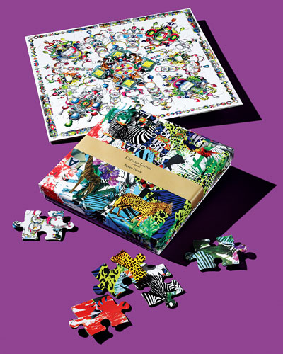 Glam'azonia Boxed Jigsaw Puzzle