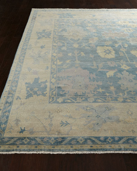 Exquisite Rugs Blue Sage Rug