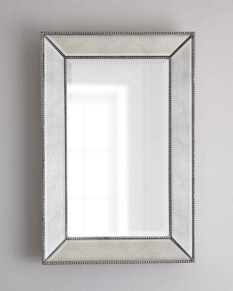 Beaded Wall Mirror, 26