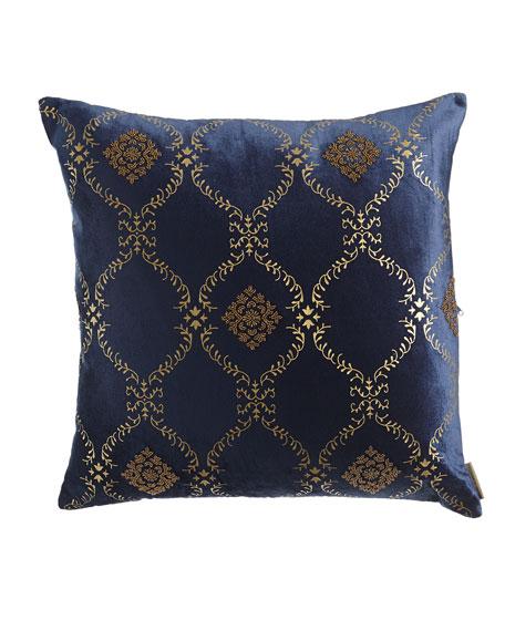 Sultana Medallion Pillow