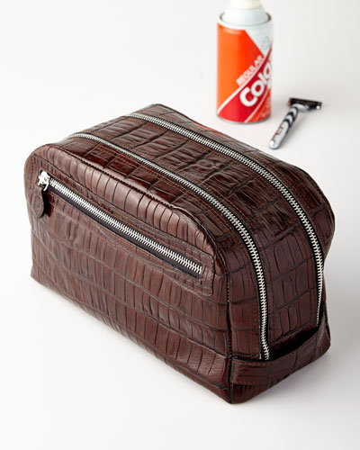 Luxe Triple Dopp Kit