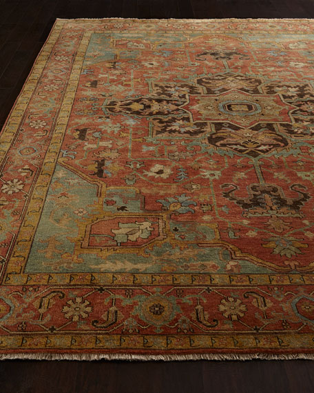 Exquisite Rugs Rochester Rug, 6' x 9'