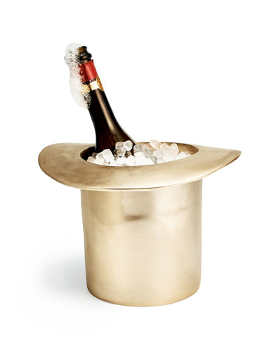 LUNARES Top Hat Champagne Cooler