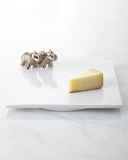 Waylande Gregory Elephant Cheeseboard