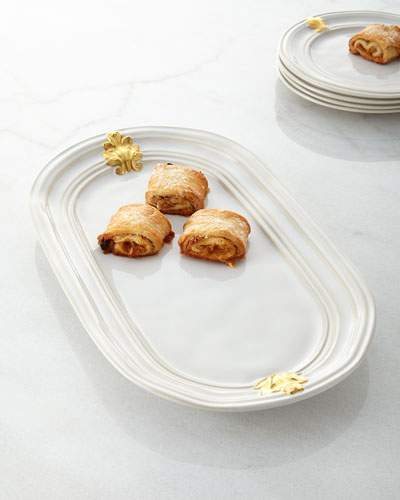 Acanthus Hostess Tray