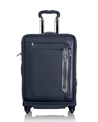 Arrive Navy Orly International Four-Wheeled Carry-On