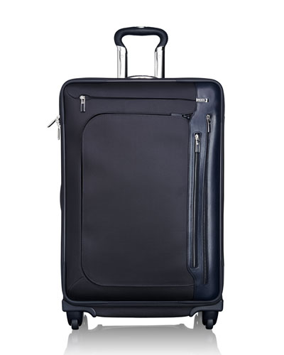 Arrive Navy Four-Wheeled Expandable Camden Long-Trip Packing Case