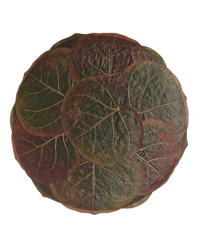 Seagrape Leaf Placemat
