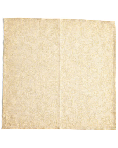 Metallic Tapestry Napkin