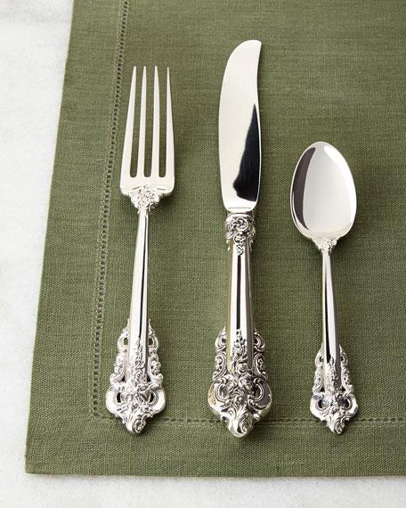 32-Piece Grande Baroque Sterling Silver Flatware Service