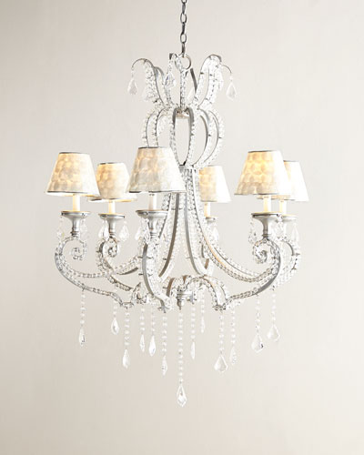 Baroness Six-Light Chandelier