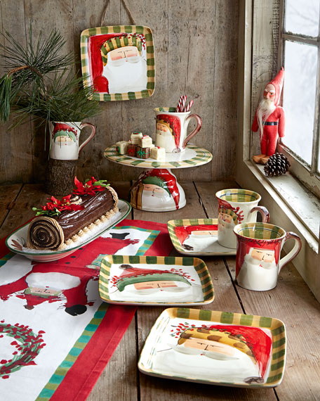 Old St. Nick Table Runner : vietri old st nick dinnerware - pezcame.com