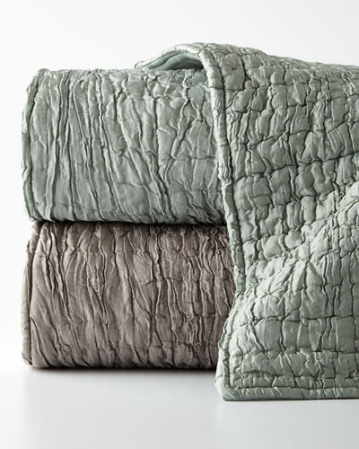 Queen Three-Piece Hadon Quilt Set