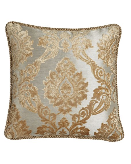 Austin Horn Classics Allure Reversible Pillow with Cording,