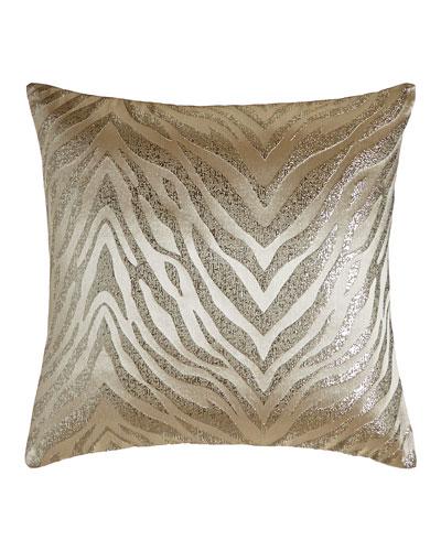Donnelly Zebra Pillow