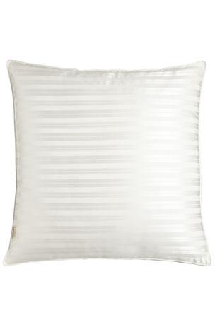 "Austin Horn Collection Elite Down-Alternative European Pillow, 28""Sq."