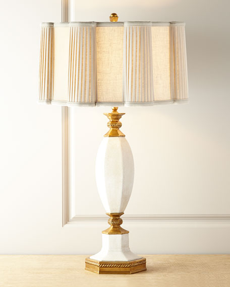 Declan Porcelain Table Lamp