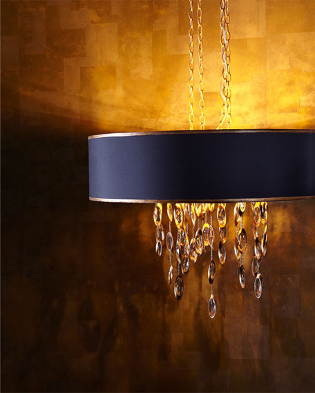 Black Tie 11-Light Chandelier
