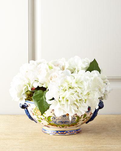 Truly Romance Faux-Floral Arrangement