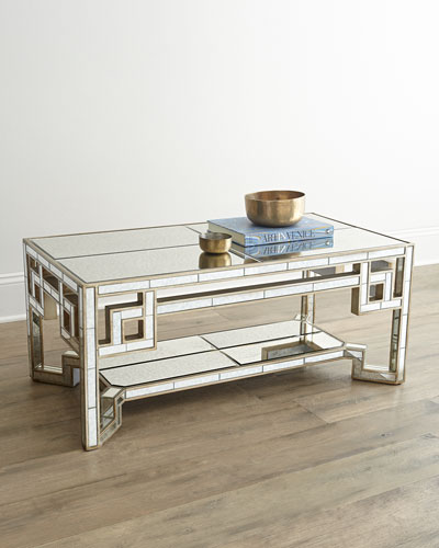 Regina-Andrew Design Amherst Mirror Coffee Table
