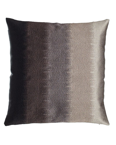 Marlena Ombre Embroidered Pillow