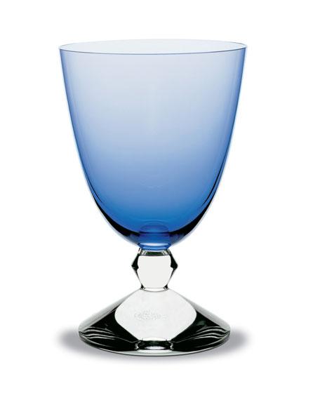 Baccarat Vega Sapphire Water Glass