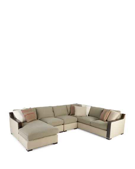 Clayton Three-Piece Sectional