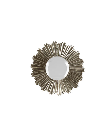 Soliel small silver mirror neiman marcus for Small silver mirror