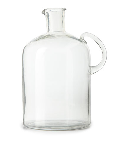 Small Glass Jug