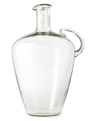 Large Glass Jug