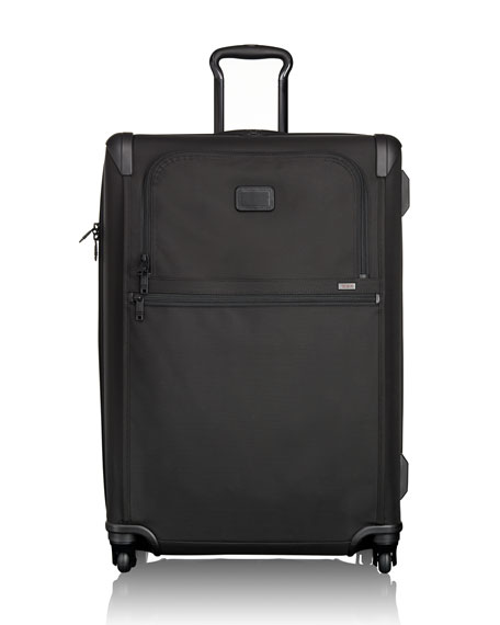 TUMI Alpha 2 Black Luggage & Matching Items