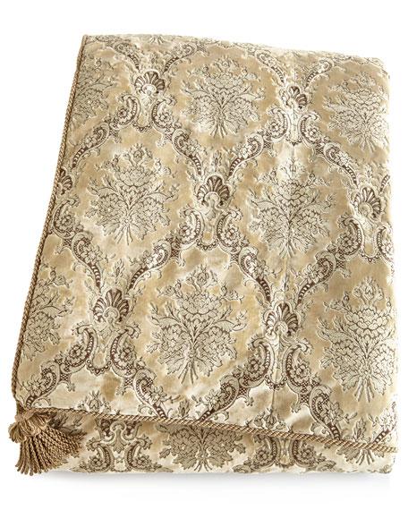 Austin Horn Classics Queen Marquis Floral Comforter
