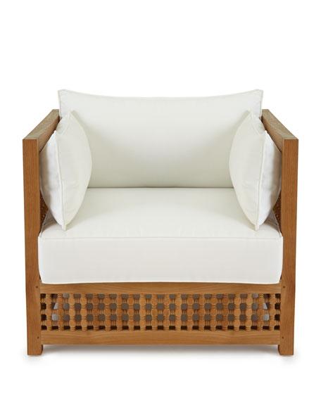 Teak Outdoor Chair