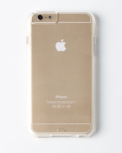 Naked Tough iPhone 6 Plus Case