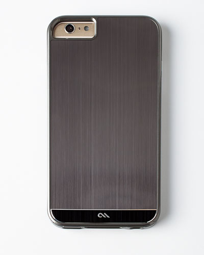 Brushed Aluminum iPhone 6 Plus Case