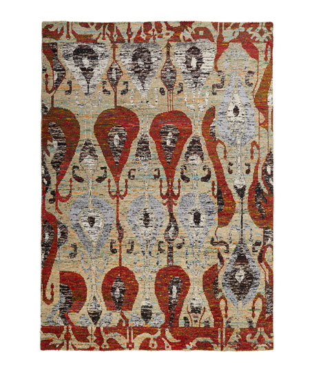 Loloi Rugs Poppy Silk Rug, 7'9