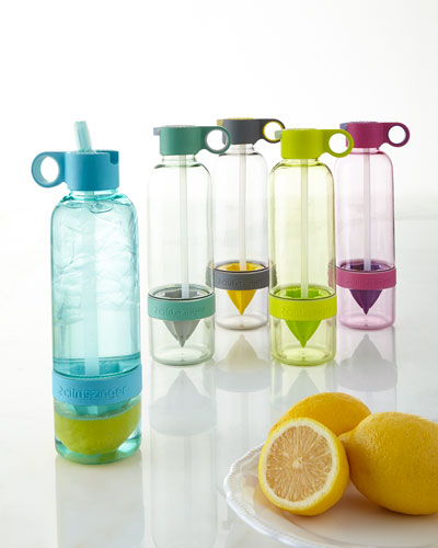 golden state fruit fruit infused water bottle
