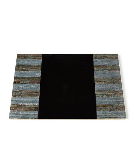 Regina-Andrew Design Abalone Shell Desk Pad