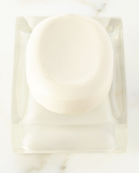 Jonathan Adler White Hollywood Soap Dish