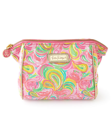 fdebdda9a9d4 Lilly Pulitzer All Nighter Cosmetic Bag