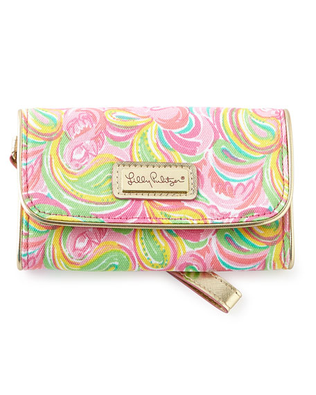 It's a Keeper All Nighter Phone Wristlet