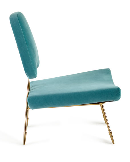 Image 3 of 3: Maxime Lounge Chair