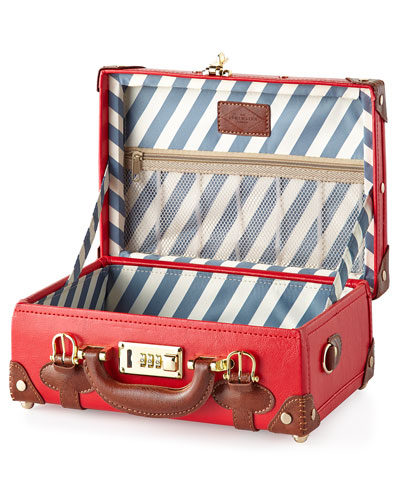 Red Entrepreneur Vanity Case