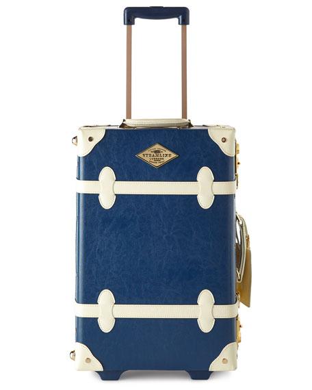 Blue Entrepreneur Carry-On Luggage
