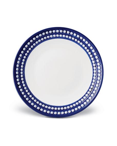 L'Objet Perlee Bleu Dinnerware