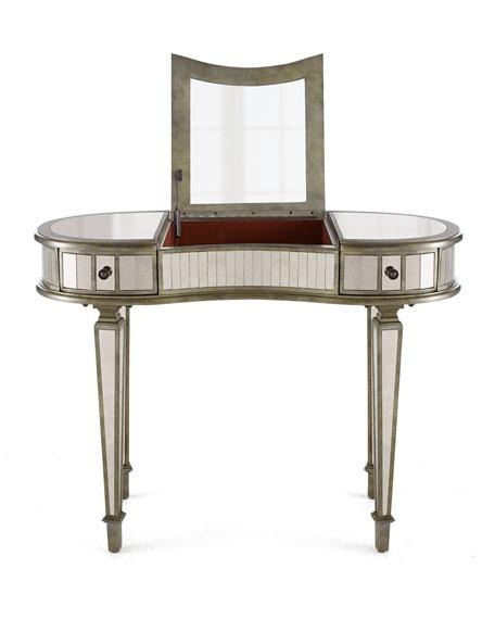 Kelly Mirrored Vanity