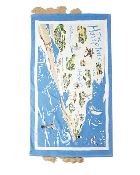 Ralph Lauren Mens Beach Towel: Ralph Lauren Home Destination Beach Towels & Matching