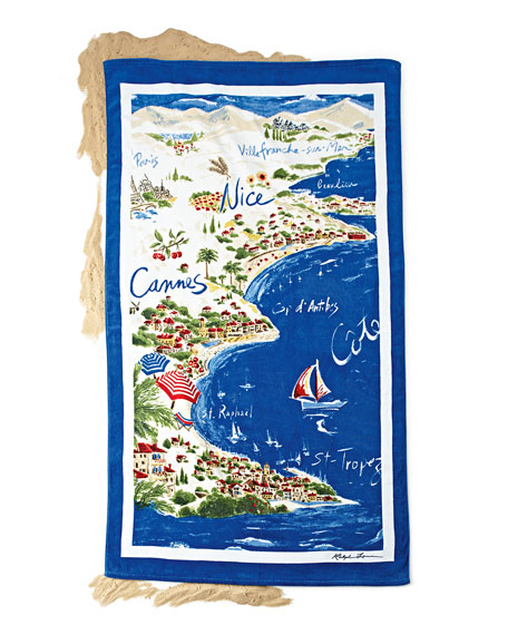Ralph Lauren Classic Towels: Ralph Lauren Home Destination Beach Towels